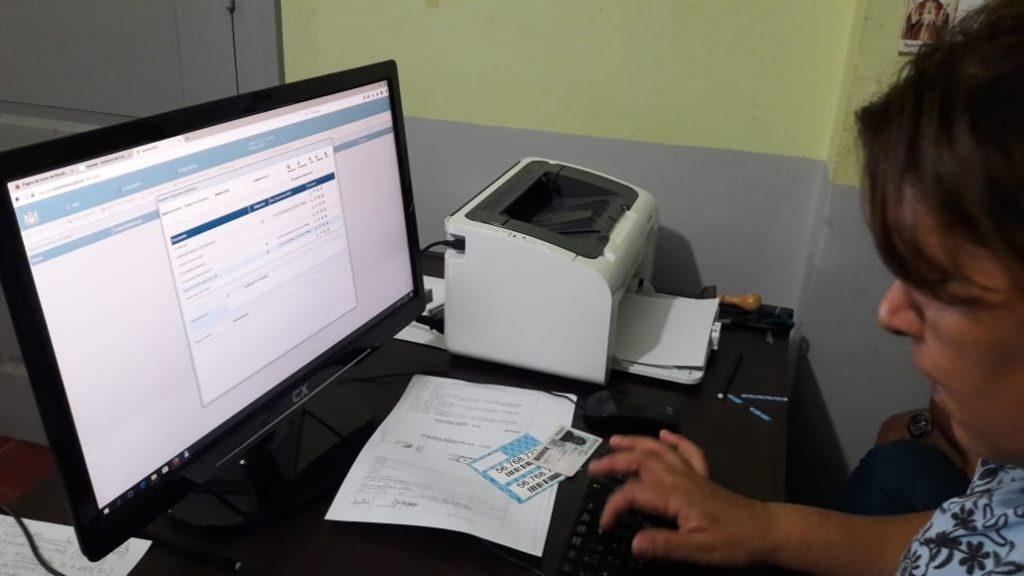 Primera acta de nacimiento digital en Carhué