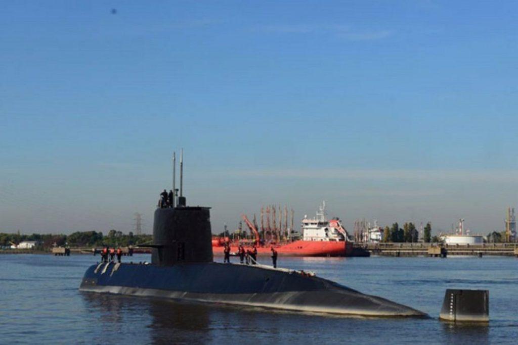 A un año de su desaparición, hallaron el submarino ARA San Juan