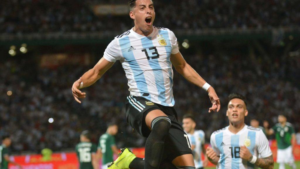 Argentina cumplió y derrotó a México en el Kempes