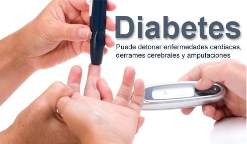 Campaña de detección de diabetes suspendida
