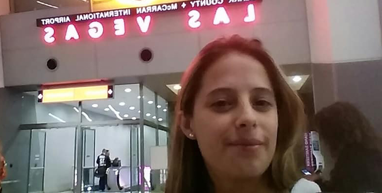 Compite hoy Diana Vallinoto