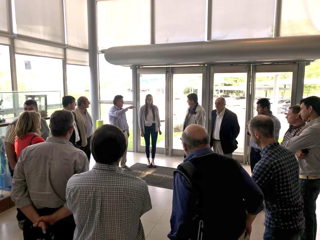 Bioceres apunta a generar emprendimientos biotecnológicos en Adolfo Alsina