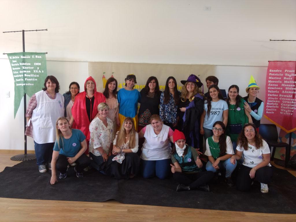 Se llevó a cabo el 4° encuentro Distrital de Bibliotecas Escolares en Rivera