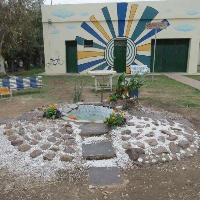 Integrantes de la Fazenda de la Esperanza visitaron Coronel Suárez