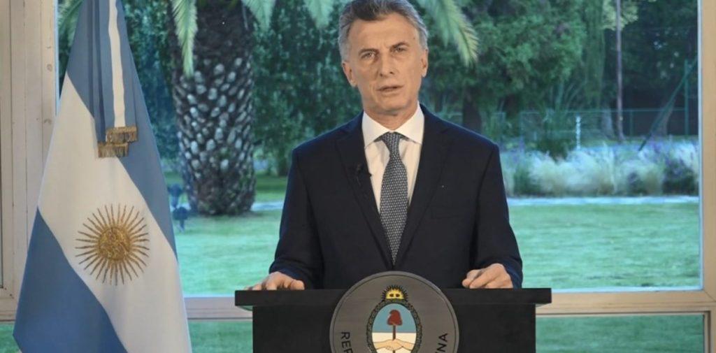 """Macri tras el hallazgo del ARA San Juan: """"Se abre una etapa de investigaciones para conocer la verdad"""""""