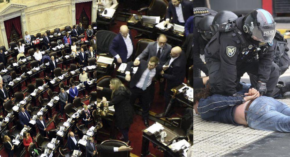 La media sanción del presupuesto en la Cámara de Diputados