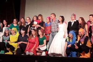 Rivera: Cerró la exitosa Muestra Literaria Infantil del Jardín 902