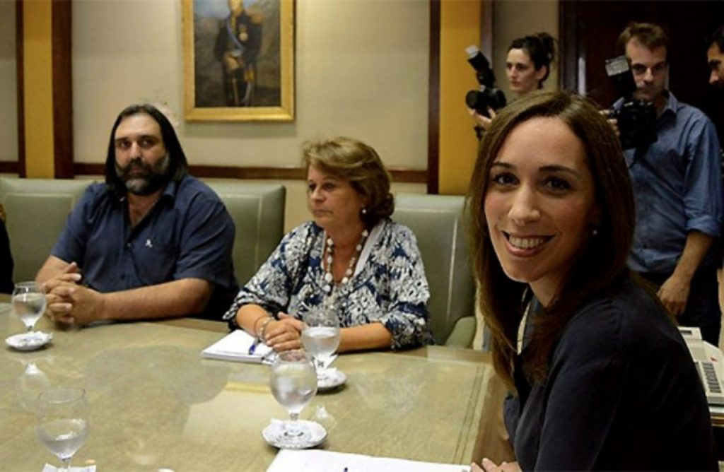 Vidal dijo que el salario promedio docente es de $33.000 y Baradel salió al cruce
