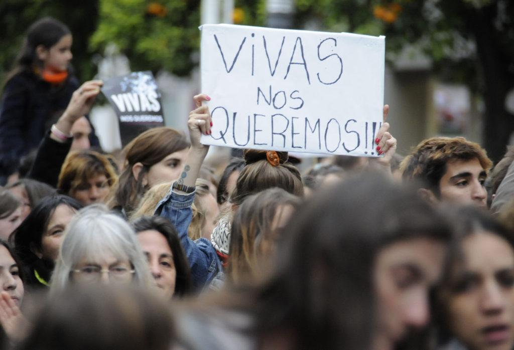 """Ante la violencia de género, aseguran que la Provincia se queda en """"buenas intenciones"""""""