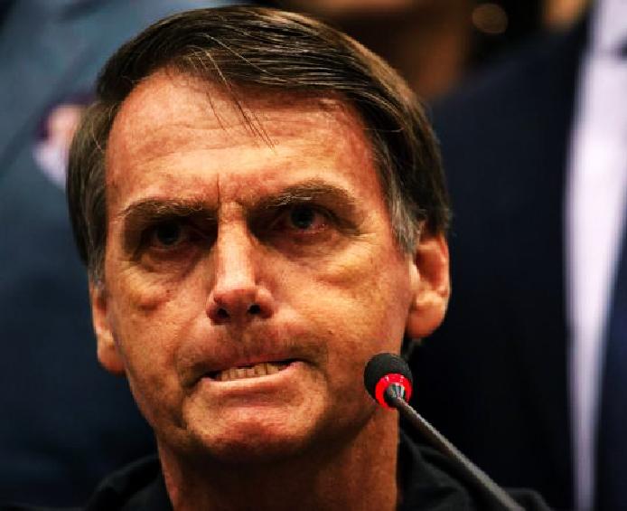 "El ""ensayo Bolsonaro"""