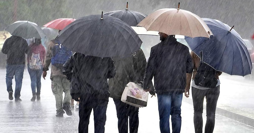 Alerta meteorológica para el sur de la provincia de Buenos Aires