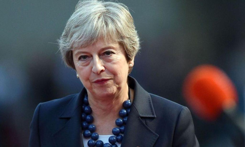 Theresa May a los kelpers: «La soberanía de Malvinas nunca será discutida»