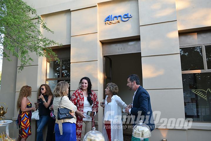 Alma Tour, la agencia de viajes y turismo de Regina Doorich ya abrió sus puertas en Carhué