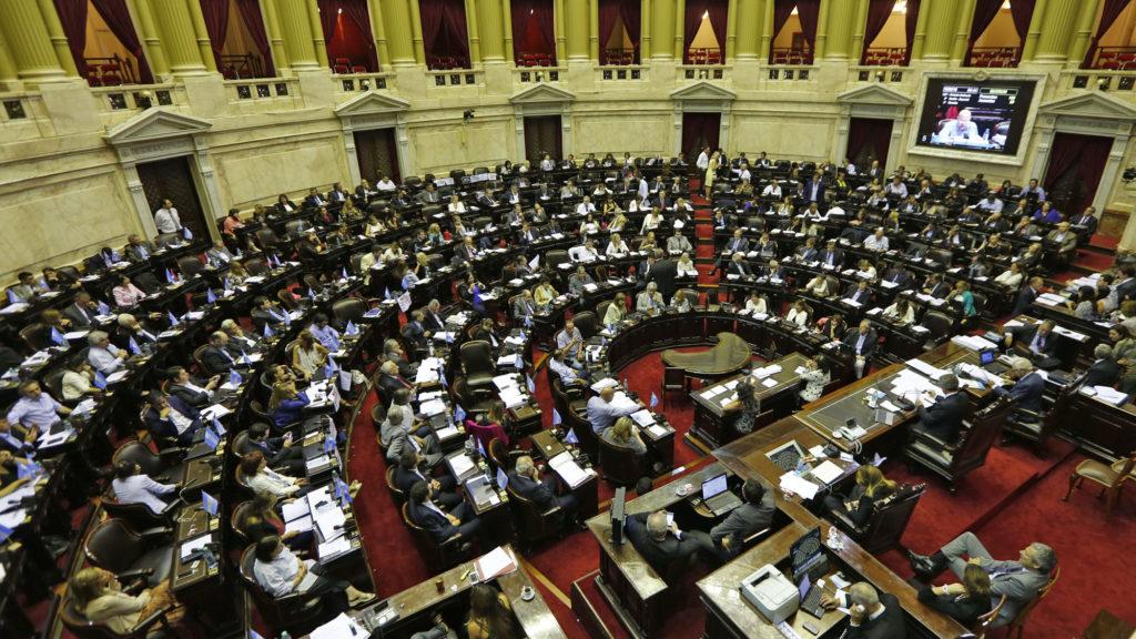 El Gobierno Nacional oficializó la prórroga de sesiones extraordinarias