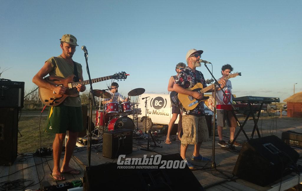 RonDamon abrió con su música la temporada en la Eco Sustentable