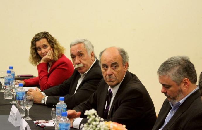 El Distrito firmó un convenio de salud con la comuna de Coronel Suárez