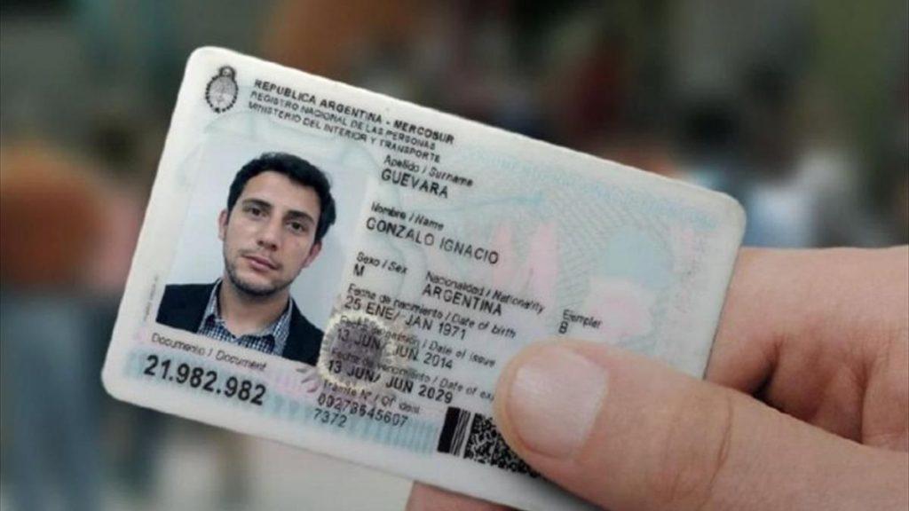 Para renovar DNI y registro habrá que presentar el certificado de vacunación