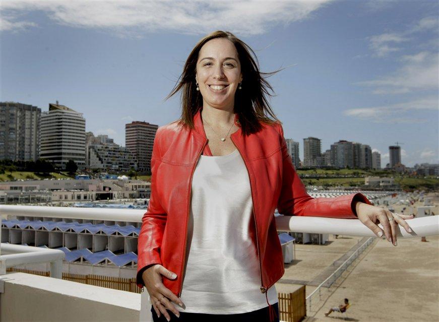 Vidal pasará las fiestas de Navidad y Año Nuevo en Mar del Plata